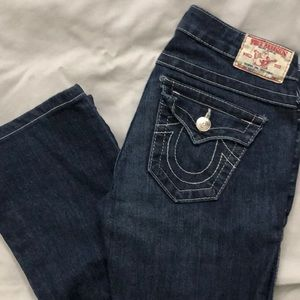 True Religion Boot Cut Size 26 Jeans